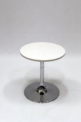 Picture of Cafébord 60 cm i diam, vit